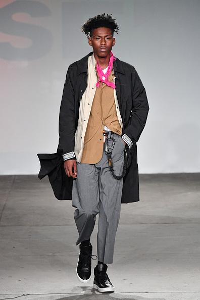 Camel Colored「Gustav Von Aschenbach - Runway - July 2018 New York City Men's Fashion Week」:写真・画像(10)[壁紙.com]