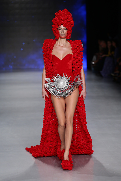 Sphere「Red Beard: Runway - MBFWI Presented By American Express Fall/Winter 2014」:写真・画像(19)[壁紙.com]