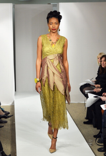 Green Shoe「JSong ... Way - Presentation - Fall 2013 Mercedes-Benz Fashion Week」:写真・画像(12)[壁紙.com]