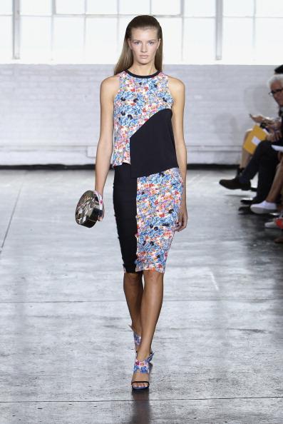 Incidental People「Tanya Taylor - Runway - Mercedes-Benz Fashion Week Spring 2014」:写真・画像(9)[壁紙.com]