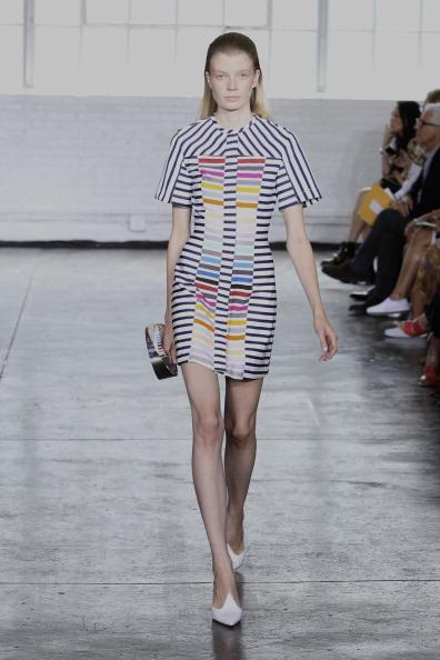 Incidental People「Tanya Taylor - Runway - Mercedes-Benz Fashion Week Spring 2014」:写真・画像(10)[壁紙.com]