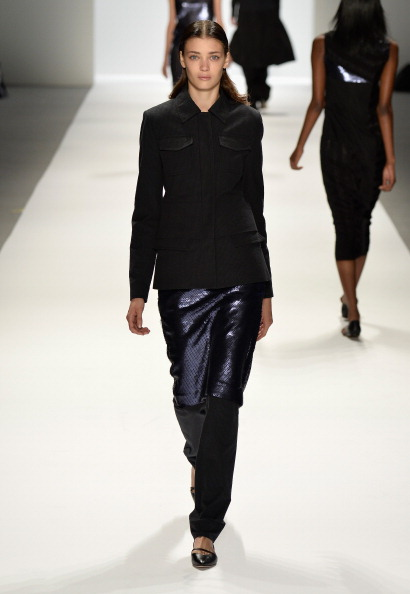 Focus On Foreground「Richard Chai - Runway - Mercedes-Benz Fashion Week Spring 2014」:写真・画像(10)[壁紙.com]
