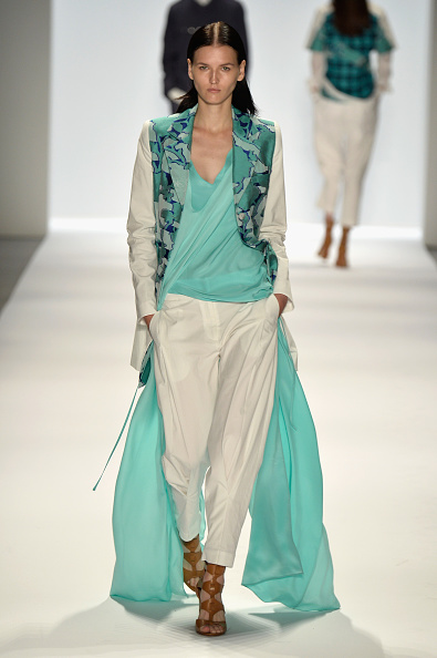 Focus On Foreground「Richard Chai - Runway - Mercedes-Benz Fashion Week Spring 2014」:写真・画像(7)[壁紙.com]