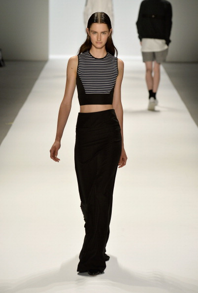 Sleeveless「Richard Chai - Runway - Mercedes-Benz Fashion Week Spring 2014」:写真・画像(1)[壁紙.com]
