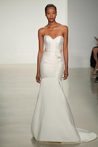 Sweetheart Neckline「Fall 2014 Bridal Collection - Amsale - Show」:写真・画像(10)[壁紙.com]