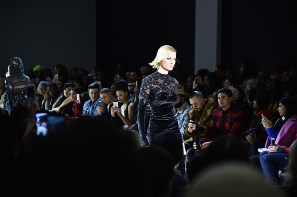 ニューヨークファッションウィーク「Afffair - Front Row - February 2019 - New York Fashion Week: The Shows」:写真・画像(17)[壁紙.com]