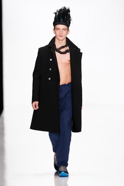 Blue Pants「Leonid Alexeev : Mercedes-Benz Fashion Week Russia S/S 2014」:写真・画像(5)[壁紙.com]