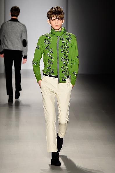 Frazer Harrison「Orley -Runway - Mercedes-Benz Fashion Week Fall 2015」:写真・画像(2)[壁紙.com]