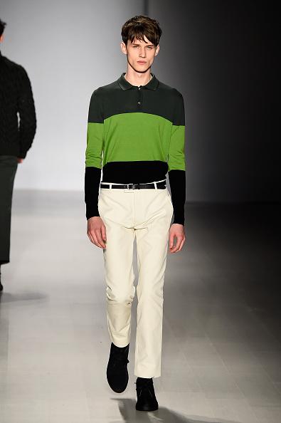 Frazer Harrison「Orley -Runway - Mercedes-Benz Fashion Week Fall 2015」:写真・画像(9)[壁紙.com]