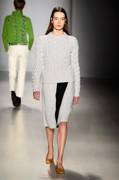 Frazer Harrison「Orley -Runway - Mercedes-Benz Fashion Week Fall 2015」:写真・画像(1)[壁紙.com]