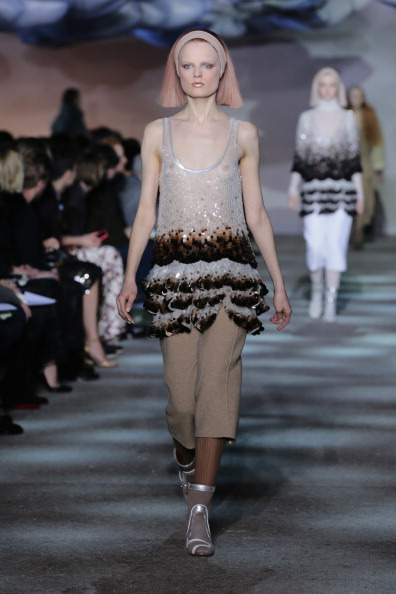 Gray Shoe「Marc Jacobs - Runway - Mercedes-Benz Fashion Week Fall 2014」:写真・画像(0)[壁紙.com]