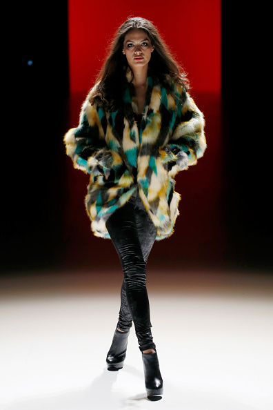 Frazer Harrison「Anja Gockel Show - Mercedes-Benz Fashion Week Berlin Autumn/Winter 2015/16」:写真・画像(17)[壁紙.com]