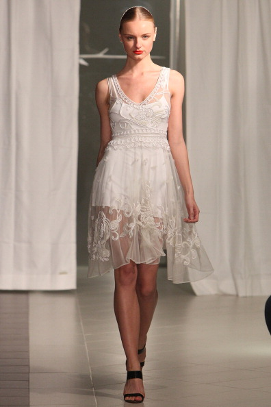 Spring Collection「Sunhee - Runway - Spring 2012 Mercedes-Benz Fashion Week」:写真・画像(15)[壁紙.com]