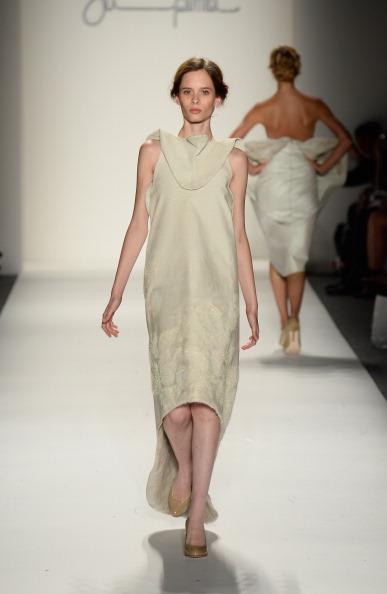 Cream Colored「Supima - Runway - Mercedes-Benz Fashion Week Spring 2014」:写真・画像(5)[壁紙.com]