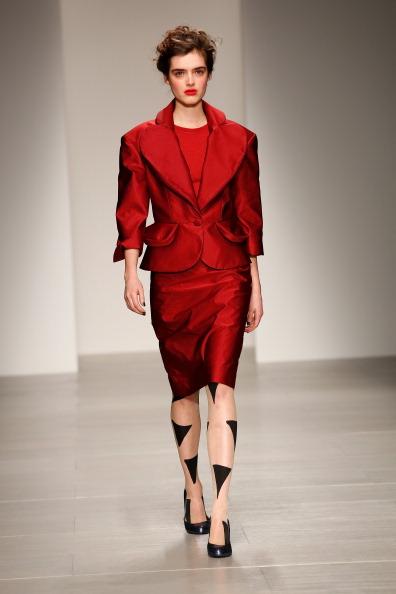 Tristan Fewings「Vivienne Westwood Red Label: Runway - London Fashion Week AW14」:写真・画像(10)[壁紙.com]