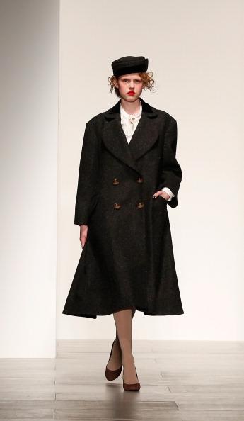 Tristan Fewings「Vivienne Westwood Red Label: Runway - London Fashion Week AW14」:写真・画像(11)[壁紙.com]