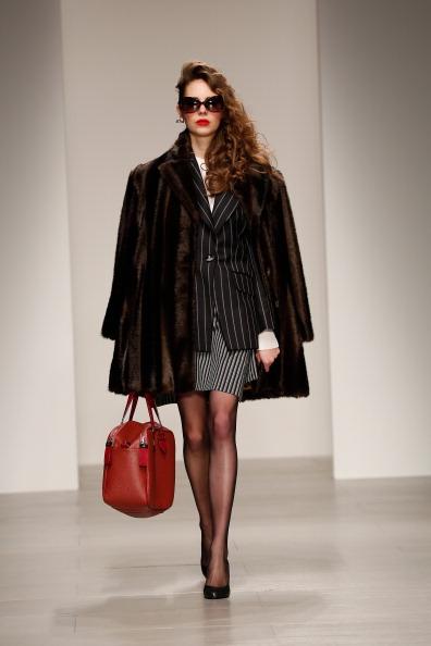 Tristan Fewings「Vivienne Westwood Red Label: Runway - London Fashion Week AW14」:写真・画像(8)[壁紙.com]