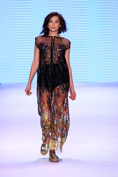 Mercedes-Benz Fashion Week「Cigdem Akin - Runway - Mercedes-Benz Fashion Week Istanbul - October 2016」:写真・画像(10)[壁紙.com]