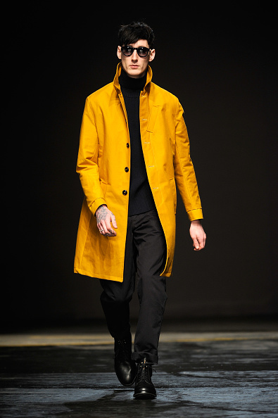 Yellow Coat「Oliver Spencer: Runway - London Collections: Men AW14」:写真・画像(7)[壁紙.com]