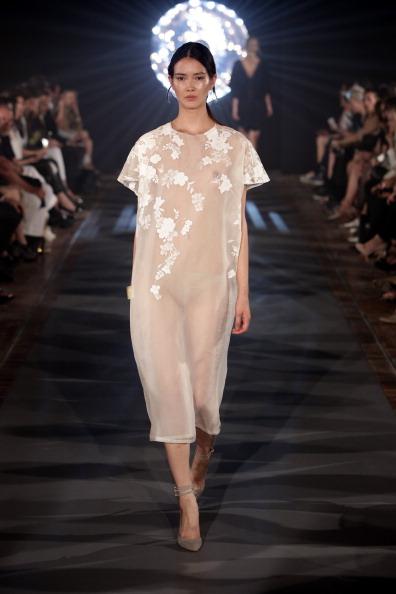 Transparent「Kaviar Gauche Show - Mercedes-Benz Fashion Week Spring/Summer 2014」:写真・画像(7)[壁紙.com]