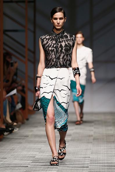 Focus On Foreground「Missoni Runway - Milan Fashion Week Womenswear Spring/Summer 2014」:写真・画像(8)[壁紙.com]