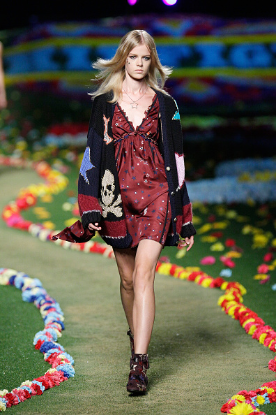 Brown Boot「Tommy Hilfiger Women's - Runway - Mercedes-Benz Fashion Week Spring 2015」:写真・画像(10)[壁紙.com]