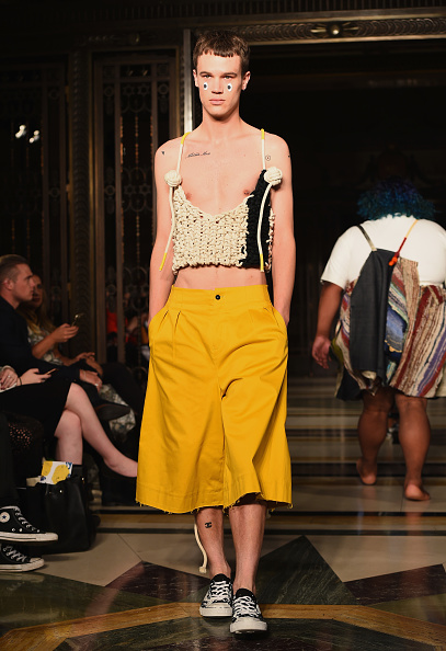London Fashion Week「Dumpty - Runway - LFW September 2016」:写真・画像(11)[壁紙.com]