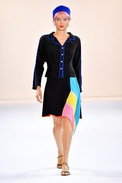 Beret「TMall China Cool: I-Am-Chen, Songta - Runway - September 2019 - New York Fashion Week: The Shows」:写真・画像(11)[壁紙.com]