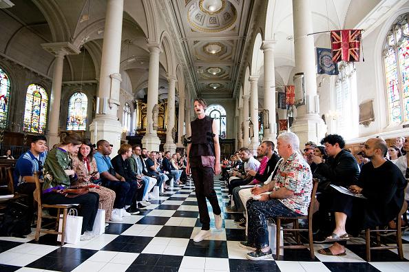 ロンドンファッションウィーク「Matthew Miller - Runway - LFWM June 2017」:写真・画像(7)[壁紙.com]