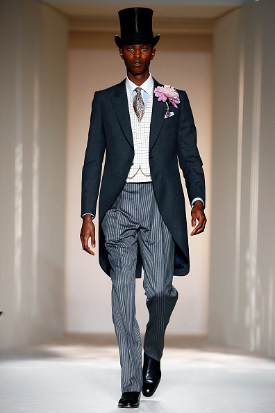 Tail Coat「dunhill - Runway - London Collections Men SS16」:写真・画像(1)[壁紙.com]