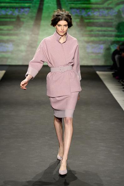 Pale Pink「La Petite Robe - Runway - Mercedes-Benz Fashion Week Fall 2015」:写真・画像(19)[壁紙.com]