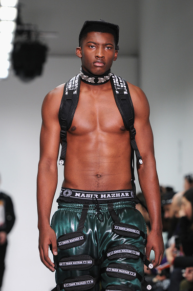Winter Fashion Collection「Nasir Mazhar: Runway - London Collections: Men AW14」:写真・画像(11)[壁紙.com]