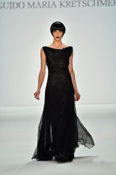 Floor Length「Guido Maria Kretschmer Show - Mercedes-Benz Fashion Week Autumn/Winter 2014/15」:写真・画像(6)[壁紙.com]