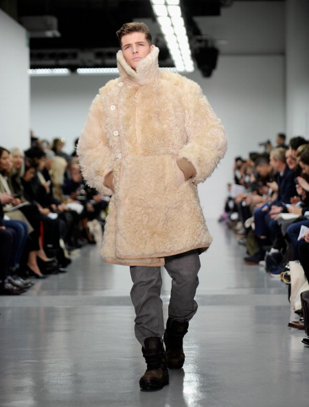 Winter Fashion Collection「Christopher Raeburn: Runway - London Collections: Men AW14」:写真・画像(8)[壁紙.com]