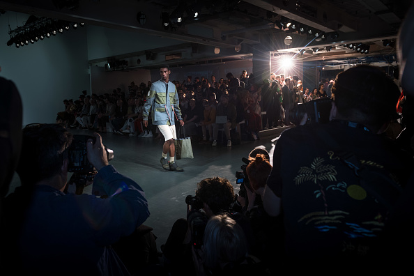 London Fashion Week「Christopher Raeburn - Runway - LFWM June 2017」:写真・画像(10)[壁紙.com]