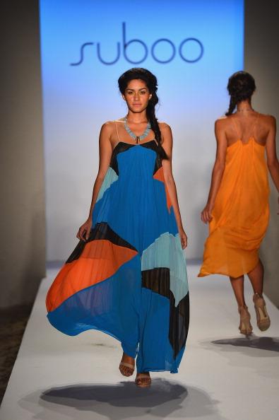 Cream Colored「Suboo - Mercedes-Benz Fashion Week Swim 2013 - Show」:写真・画像(12)[壁紙.com]