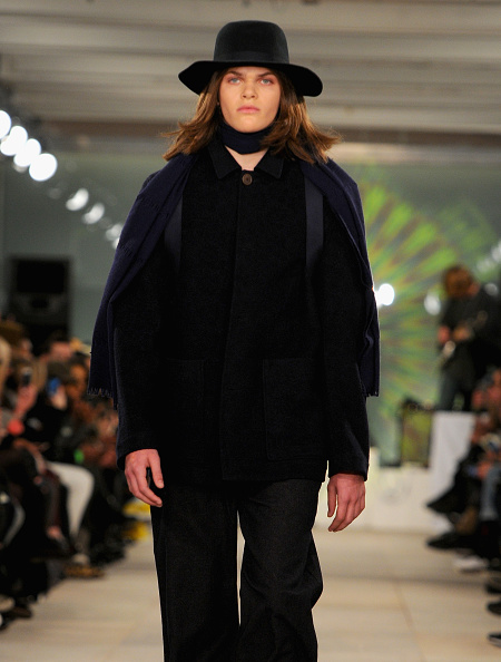 YMC - Designer Label「YMC - Runway - London Collections Men AW16」:写真・画像(1)[壁紙.com]