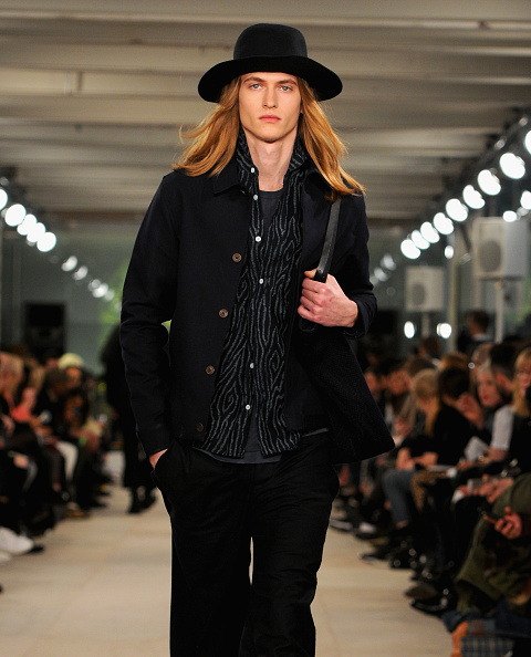 YMC - Designer Label「YMC - Runway - London Collections Men AW16」:写真・画像(12)[壁紙.com]