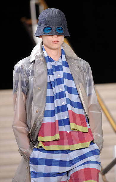 YMC: Runway -  London Collections: Men SS15:ニュース(壁紙.com)