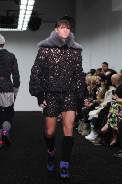 Fingerless Glove「Sibling: Runway - London Collections: Men AW14」:写真・画像(14)[壁紙.com]