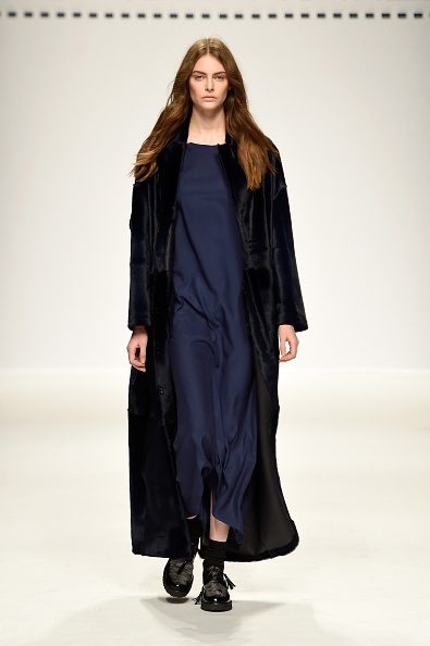 Ankle Length「Simonetta Ravizza - Runway & Close-ups - MFW FW2015」:写真・画像(2)[壁紙.com]