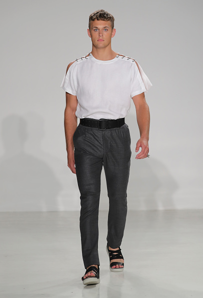 One Man Only「Cadet - Runway - New York Fashion Week: Men's S/S 2017」:写真・画像(19)[壁紙.com]