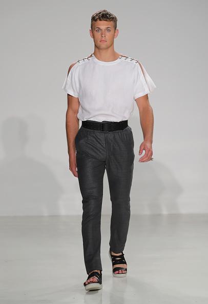 Cadet「Cadet - Runway - New York Fashion Week: Men's S/S 2017」:写真・画像(15)[壁紙.com]