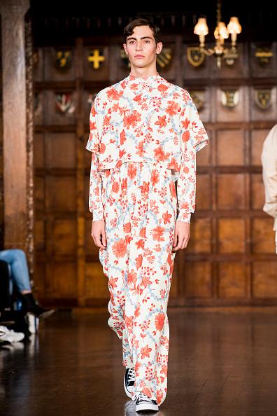 London Fashion Week「Edward Crutchley - Runway - LFWM June 2017」:写真・画像(10)[壁紙.com]