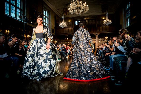 London Fashion Week「Edward Crutchley - Runway - LFWM June 2017」:写真・画像(7)[壁紙.com]