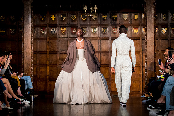 London Fashion Week「Edward Crutchley - Runway - LFWM June 2017」:写真・画像(8)[壁紙.com]