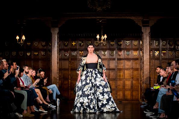 London Fashion Week「Edward Crutchley - Runway - LFWM June 2017」:写真・画像(12)[壁紙.com]