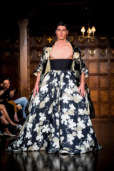 London Fashion Week「Edward Crutchley - Runway - LFWM June 2017」:写真・画像(11)[壁紙.com]