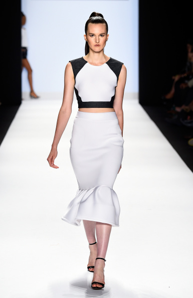 High Ponytail「Project Runway - Runway - Mercedes-Benz Fashion Week Spring 2015」:写真・画像(4)[壁紙.com]