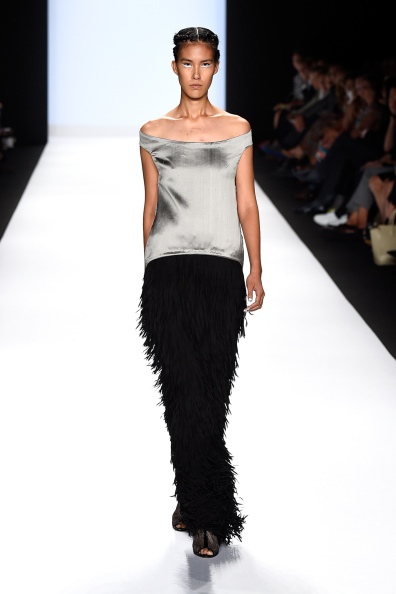 Black Shoe「Project Runway - Runway - Mercedes-Benz Fashion Week Spring 2015」:写真・画像(5)[壁紙.com]
